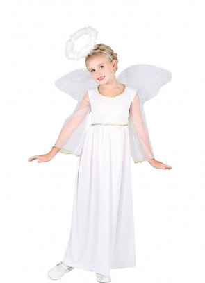 Angelic Angel Costume