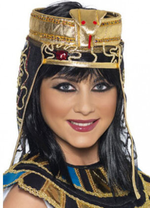 Egyptian (Cleopatra) Headpiece
