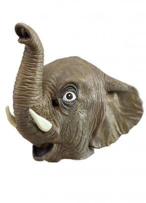 Elephant Rubber Mask