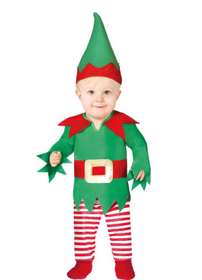 Elf Baby Costume – Top & Trousers