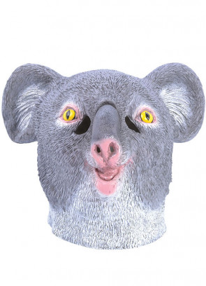 Koala Rubber Mask