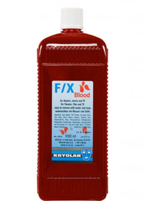 Kryolan F/X Blood (Light) 1000ml