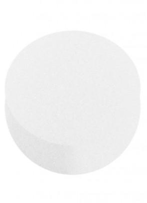 Kryolan Professional Make-up Sponge Firm (White)