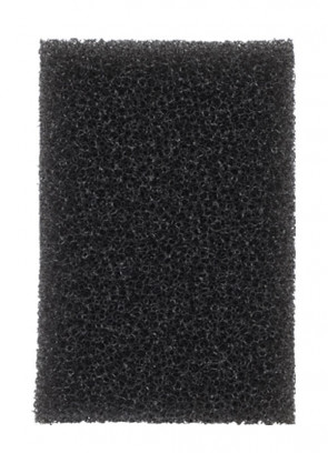 Kryolan Fine-Pore Stipple Sponge - to create unshaven look or wound effect