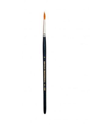 Kryolan Professional Torey Round Brush #5