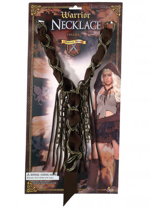 Fantasy Medieval Warrior Necklace (Daenerys)
