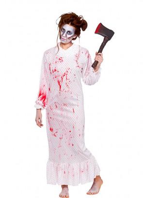 Zombie Nightmare (Ladies) Costume