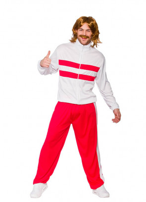 Funny Athlete Tracksuit