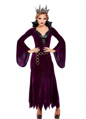 Enchanted Evil Queen Costume