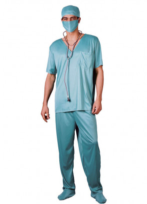 ER Surgeon (Male) Costume