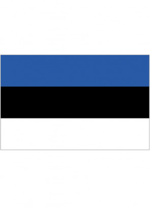 Estonia Flag 5x3