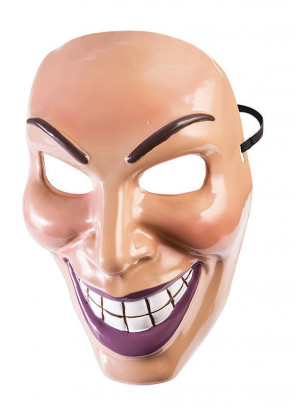 Evil-Grin Mask - Male