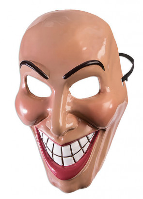 Evil-Grin Mask - Female