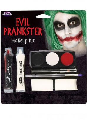 Evil Prankster Make-up Kit - Joker