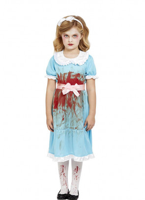 Haunted Hotel Ghostly Twin Costume