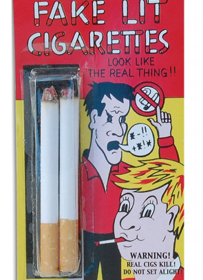 Fake Cigarettes (2 Pack)