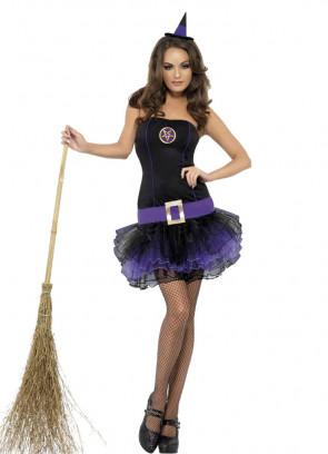 Tutu Witch Costume