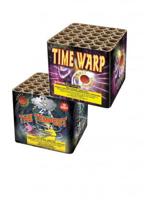 Firework (CAKE) Time Warp