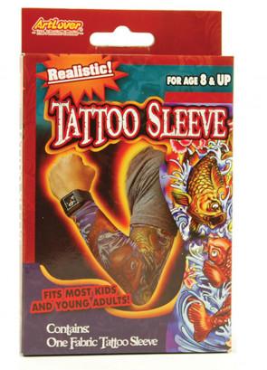 Tattoo Sleeve (Koi Carp Fish)