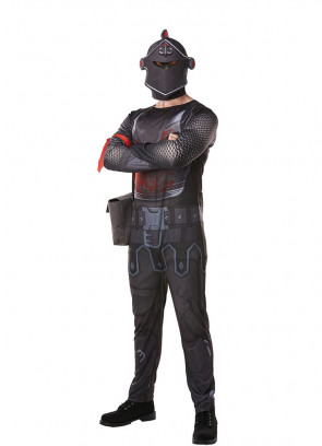 Fortnite Black Knight Jumpsuit Adult