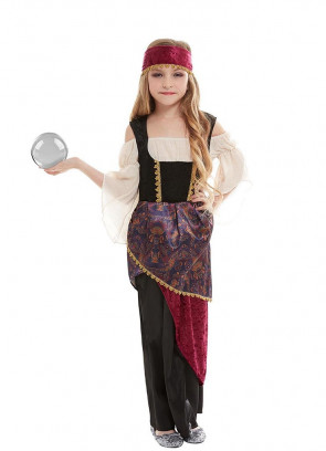 Fortune Teller Costume - Girls
