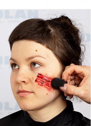 Kryolan Fresh Scratch Blood Dark 15ml (Deep Wound Effect)