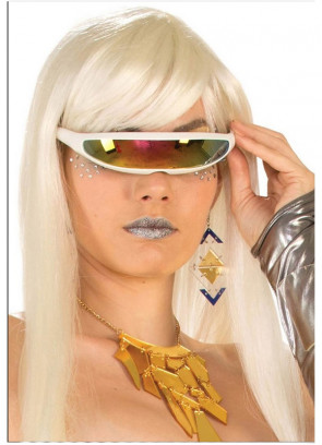 Futuristic Fashion Glasses