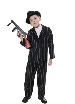 Gangster Boys Costume