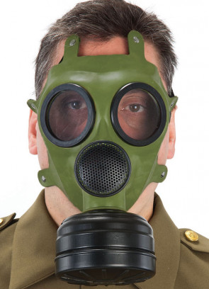 Gas Mask (WWII WWI)