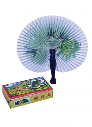 Oriental Paper Fan