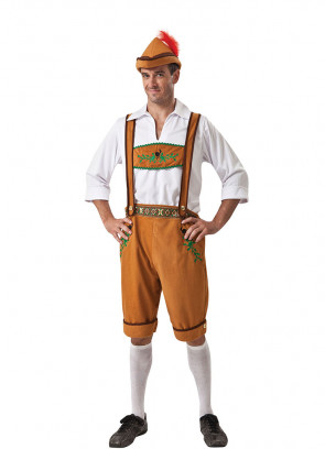 German Country Man (Oktoberfest Bavarian)