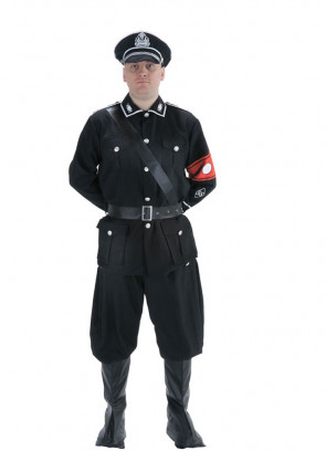 German Gestapo Officer Costume