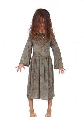 Girls Horror Video-Girl Costume
