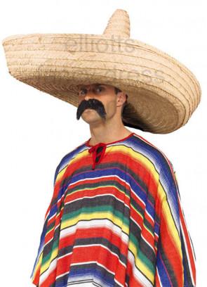 Mexican Sombrero Hat XXL