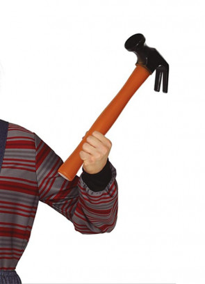 Giant Toy Hammer 40cm