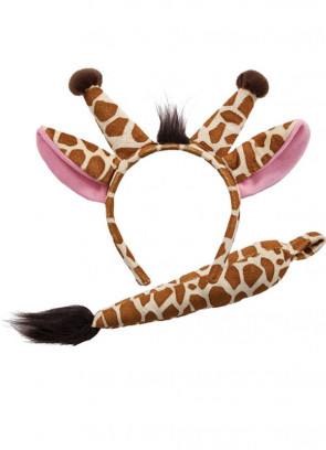 Giraffe Kit - Ears & Tail