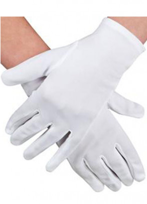 White Gloves - Teen-Small Adult