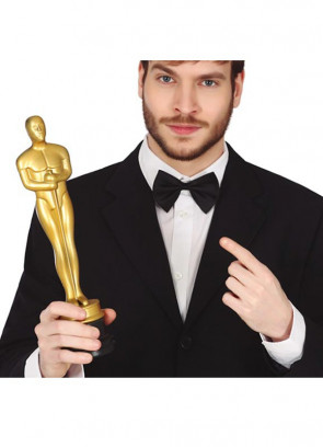 Gold Cinema Trophy Award - 33cm
