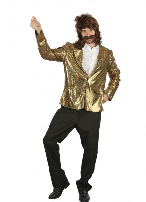 Gold Disco Jacket - ABBA