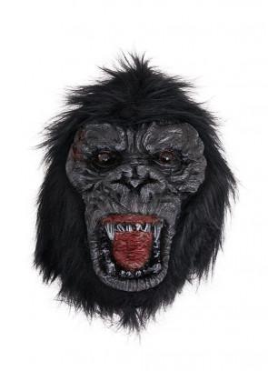 Gorilla Fur / Vinyl Mask