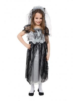 Gothic Bride - Black Lace