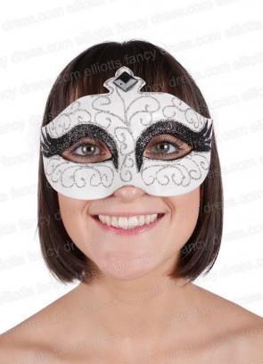 Gothic Swan Eye Mask