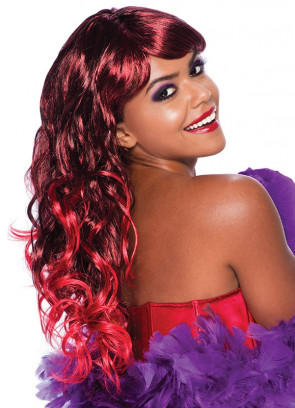 Temptress Red Wig