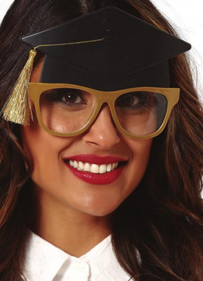Graduation Glasses