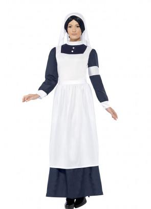 Ladies Great War Nurse Costume WWi