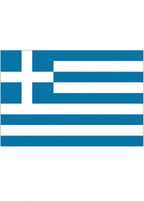 Greek (Greece) Flag 5x3