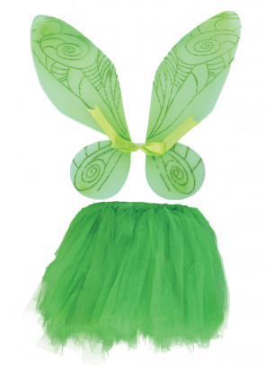 Green Forest Fairy Kit