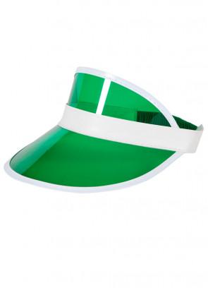 Green Poker/Golf Visor