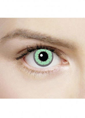 Green Temptress Contact Lenses - One Day Wear