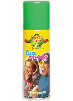 Silly String (Green)
